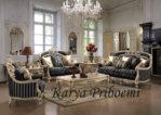 Kursi Sofa Tamu Mahkota
