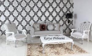 Kursi Tamu Sofa Mewah Romansa