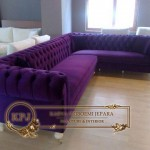 Sofa Tamu Chesterfield Model L