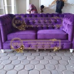 Sofa Chesterfield Dua Dudukan