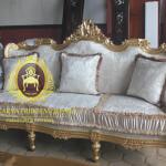 Sofa Tamu Baroque