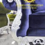 Detail Ukiran Kaki Kursi Tamu Mewah Emma