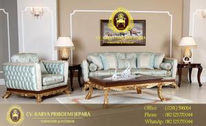 Sofa Tamu Mewah Elita