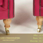 Detail Kaki Sofa Victoria Chesterfield