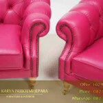 Detail Sofa Victoria Chesterfield