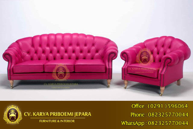 Sofa Victoria Chesterfield