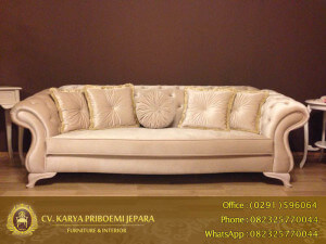 Sofa Tamu Aristo Klasik Modern