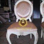 Kursi Makan Oval Aico Lavelle