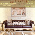 Sofa Klasik Modern Quantum