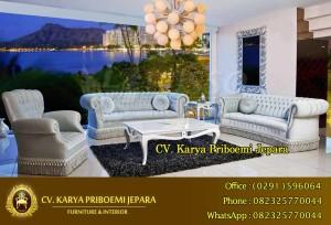 Sofa Tamu Chester Verona