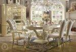 Set Meja Makan Klasik Modern Marbella