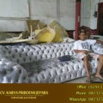 Sofa Minimalis Baxter