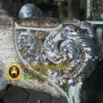 Detail Ukiran Kursi Ratu Mewah Jepara