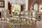Meja Makan Mewah Royal Cleopatra