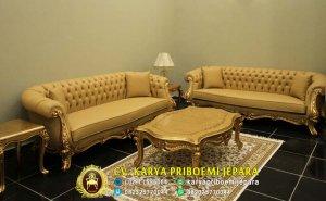 Sofa Tamu Mewah Anna