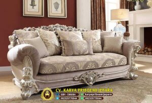 Sofa Tamu Mewah Brunello Terbaru