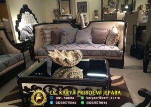 Sofa Tamu Minimalis Mewah Amerika