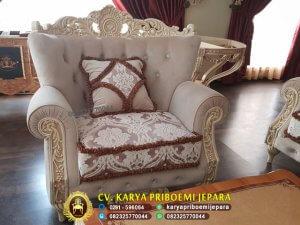 Kursi Sofa Mewah Bellissima