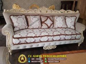 Kursi Sofa Tamu Mewah Bellissima