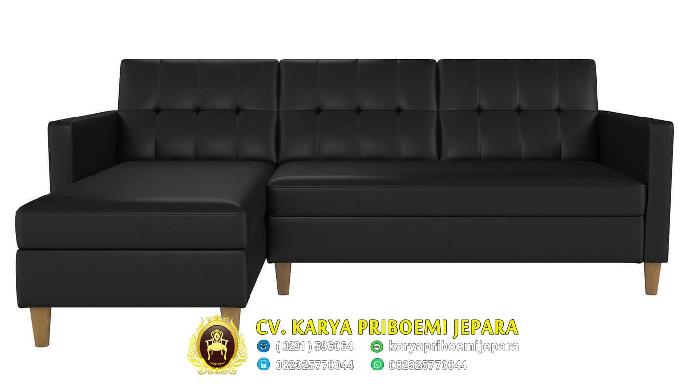 Sofa Sudut Minimalis Modern Terbaru